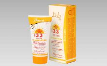 With SPF33 Sunscreen for Dry Skin and Normal
